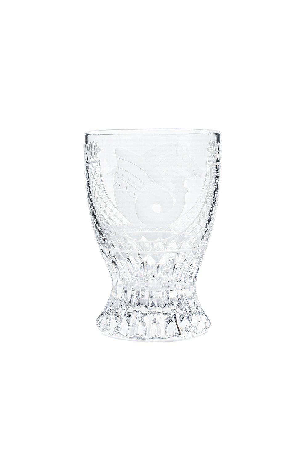 Мужского набор из 2-х рюмок для водки кабан TSAR прозрачного цвета, арт. 211982 | Фото 2