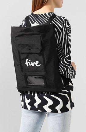 Женский рюкзак 5PREVIEW черного цвета, арт. W512 | Фото 2