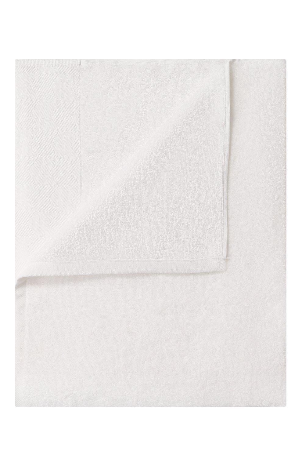Мужского хлопковое полотенце FRETTE белого цвета, арт. FR6244 D0300 100B   Фото 1
