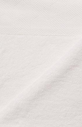 Мужского хлопковое полотенце FRETTE белого цвета, арт. FR6244 D0300 100B   Фото 2