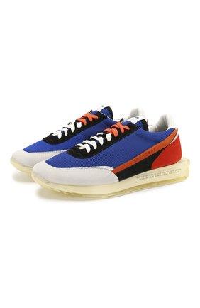 Мужские комбинированные кроссовки RBRSL разноцветного цвета, арт. 7X2256U.V78TX3TC72   Фото 1
