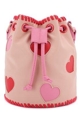 Детская сумка STELLA MCCARTNEY розового цвета, арт. 592970/S0D17 | Фото 1