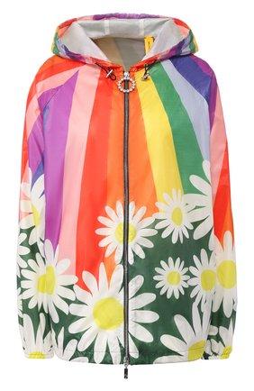 Женская куртка 0 moncler richard quinn MONCLER GENIUS разноцветного цвета, арт. F1-09F-1A705-00-539ZY | Фото 1