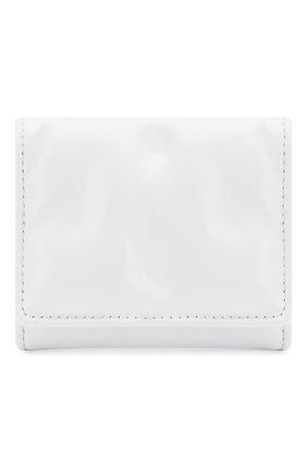 Женские кожаный кошелек MAISON MARGIELA белого цвета, арт. S56UI0138/PS298 | Фото 1