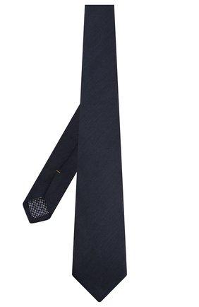 Мужской галстук ETON темно-синего цвета, арт. A000 32478 | Фото 2