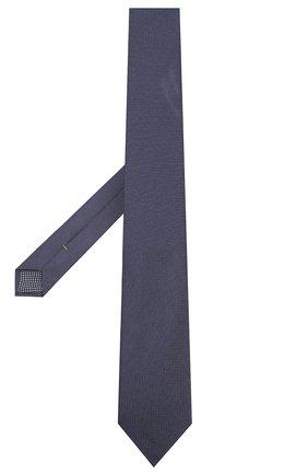 Мужской шелковый галстук ETON темно-синего цвета, арт. A000 32475 | Фото 2