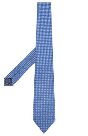 Мужской шелковый галстук ETON голубого цвета, арт. A000 32404 | Фото 2