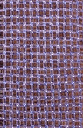 Мужской шелковый галстук ETON сиреневого цвета, арт. A000 32404 | Фото 3