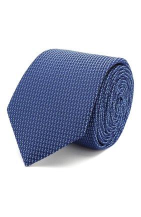 Мужской шелковый галстук ETON синего цвета, арт. A000 32400 | Фото 1