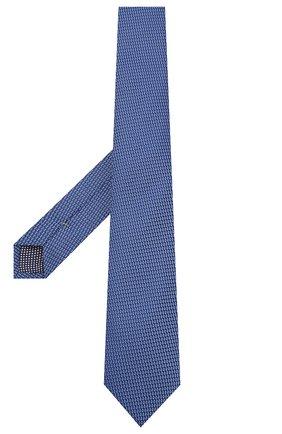 Мужской шелковый галстук ETON синего цвета, арт. A000 32400 | Фото 2