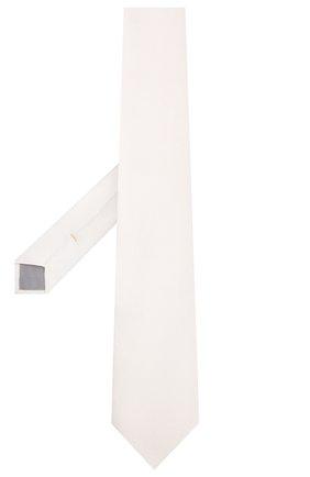 Мужской шелковый галстук ETON белого цвета, арт. A000 32318 | Фото 2