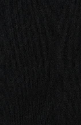 Мужские носки из смеси шерсти и шелка FALKE темно-синего цвета, арт. 14451.. | Фото 2
