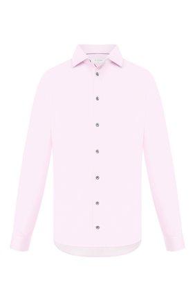Мужская хлопковая сорочка ETON розового цвета, арт. 1000 01410 | Фото 1