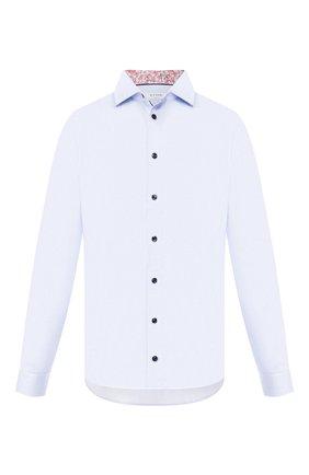 Мужская хлопковая сорочка ETON голубого цвета, арт. 1000 01392 | Фото 1