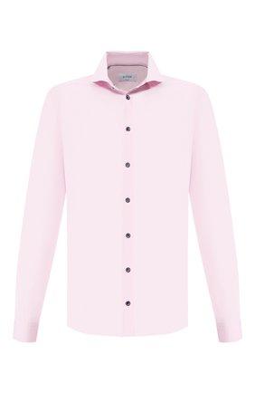 Мужская хлопковая сорочка ETON розового цвета, арт. 1000 01388 | Фото 1