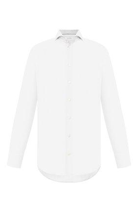 Мужская хлопковая сорочка ETON белого цвета, арт. 1000 01385 | Фото 1