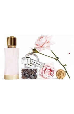 Парфюмерная вода eclat de rose (100ml) ATELIER VERSACE бесцветного цвета, арт. 8011003848218   Фото 2 (Косметика кросс-кт: Парфюмерия У; Ограничения доставки: flammable)