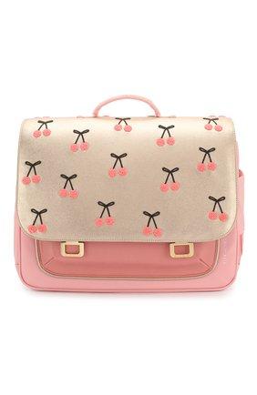 Детская портфель JEUNE PREMIER розового цвета, арт. Itd-20127 | Фото 1