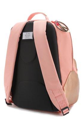 Детская рюкзак JEUNE PREMIER розового цвета, арт. Bo-020159 | Фото 2
