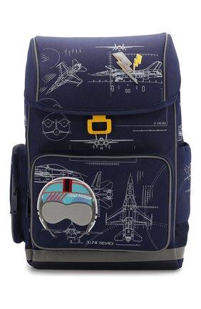 Детская рюкзак JEUNE PREMIER синего цвета, арт. Erx-20152 | Фото 1