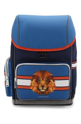 Детская рюкзак JEUNE PREMIER синего цвета, арт. Erx-20118 | Фото 1