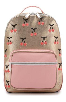 Детская рюкзак JEUNE PREMIER розового цвета, арт. Bo-020127 | Фото 1