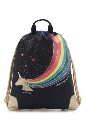Детская рюкзак JEUNE PREMIER темно-синего цвета, арт. Ci-020129 | Фото 1
