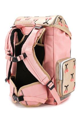 Детская рюкзак JEUNE PREMIER розового цвета, арт. Erx-20127 | Фото 2