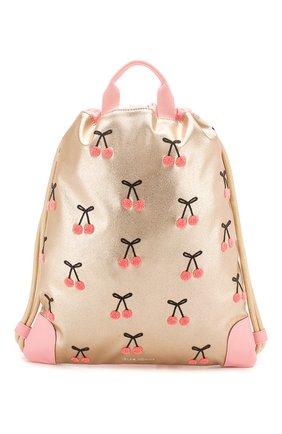 Детская рюкзак JEUNE PREMIER розового цвета, арт. Ci-020127 | Фото 1