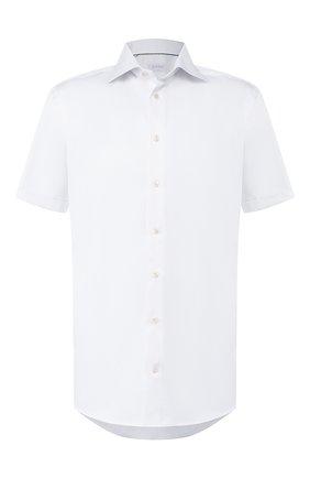 Мужская хлопковая сорочка ETON белого цвета, арт. 1000 01611 | Фото 1