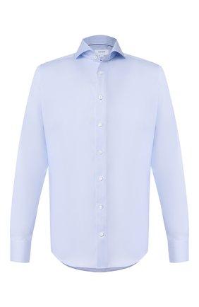 Мужская хлопковая сорочка ETON голубого цвета, арт. 1000 01567 | Фото 1