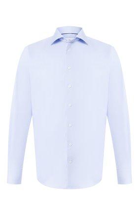Мужская хлопковая сорочка ETON голубого цвета, арт. 1000 01380 | Фото 1