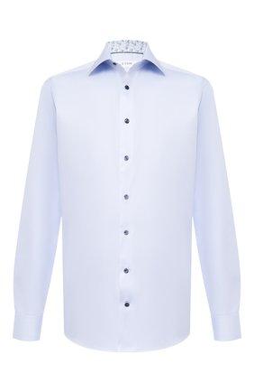 Мужская хлопковая сорочка ETON голубого цвета, арт. 1000 01178 | Фото 1