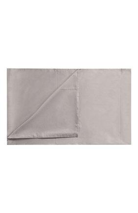 Мужского хлопковая простынь FRETTE серого цвета, арт. FR0000 E0400 270I | Фото 1