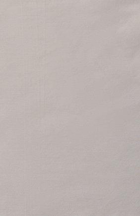 Мужского хлопковая простынь FRETTE серого цвета, арт. FR0000 E0400 270I | Фото 2