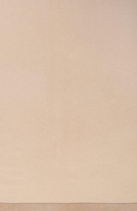 Мужского кашемировый плед LORO PIANA бежевого цвета, арт. FAA1171 | Фото 2