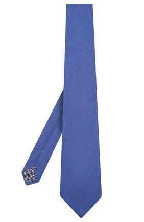 Мужской галстук ETON синего цвета, арт. A000 32478 | Фото 2
