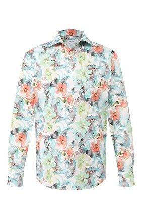 Мужская хлопковая сорочка ETON разноцветного цвета, арт. 1000 00894 | Фото 1