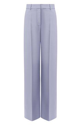 Женские брюки STELLA MCCARTNEY голубого цвета, арт. 600739/S0A36 | Фото 1