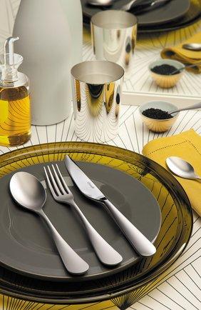 Мужского набор из 24 столовых предметов essentie CHRISTOFLE серебряного цвета, арт. 02406299 | Фото 7