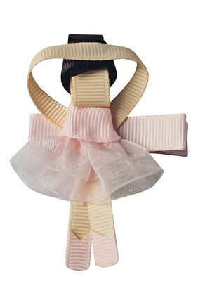 Детская заколка-зажим MILLEDEUX светло-розового цвета, арт. 115-BC-01 | Фото 1