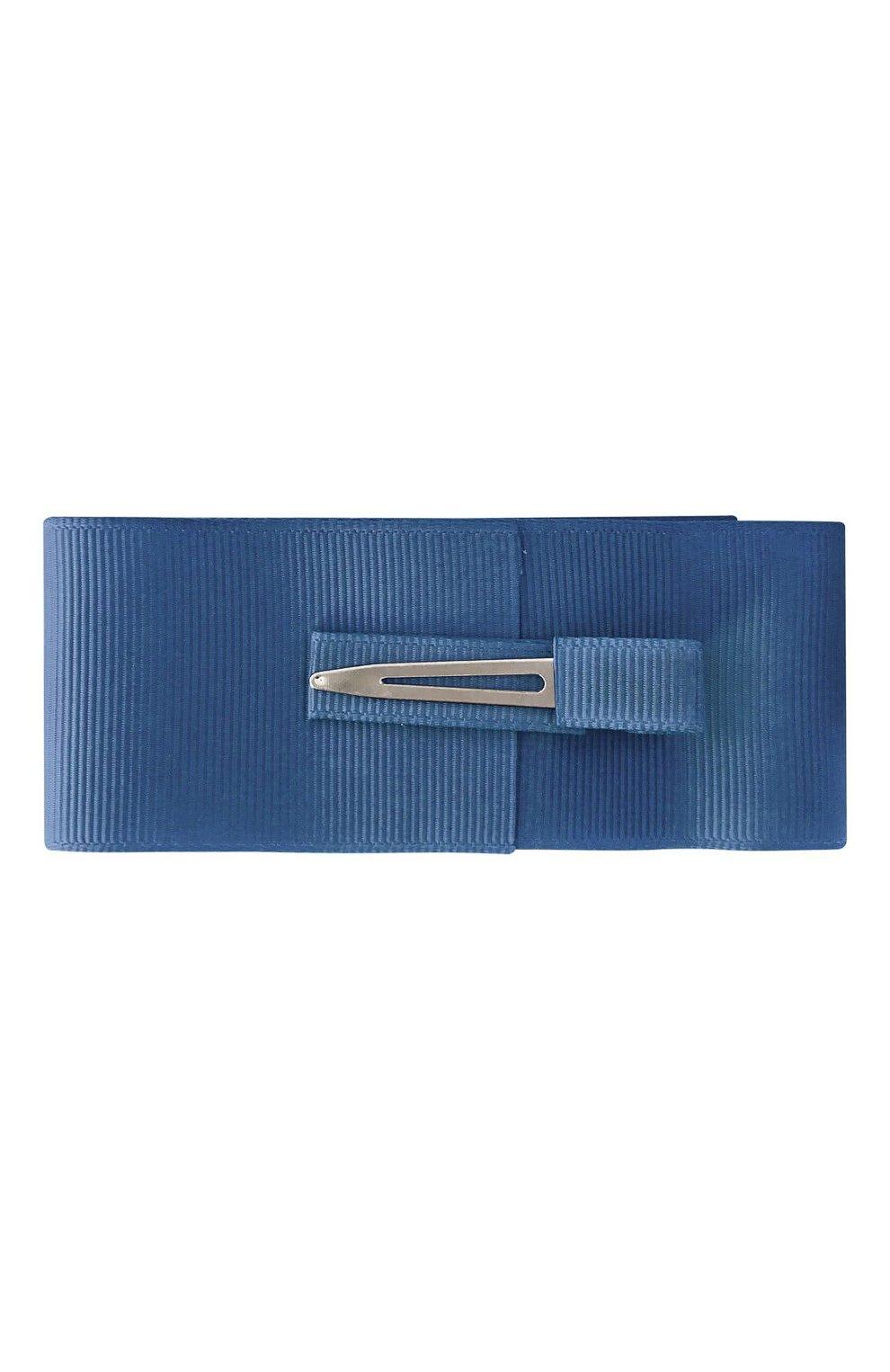 Детская заколка-зажим MILLEDEUX синего цвета, арт. 363-PGC-07 | Фото 2