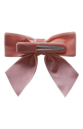 Детская заколка-зажим MILLEDEUX розового цвета, арт. 158-VC-09 | Фото 2