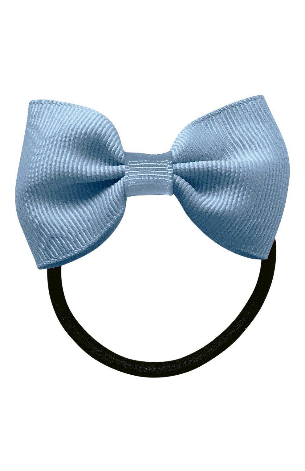 Детская резинка bowtie bow MILLEDEUX голубого цвета, арт. 307-CGC-05   Фото 1