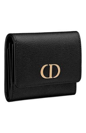 Женские кожаное портмоне 30montaigne DIOR черного цвета, арт. S2057OWBHM900 | Фото 2