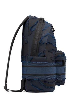 Женский рюкзак diortravel camouflage DIOR синего цвета, арт. M6104SRMOM928 | Фото 2