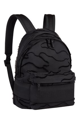 Женский рюкзак diortravel DIOR черного цвета, арт. M6104SRMOM989 | Фото 1