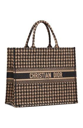 Женская сумка-тоут dior book DIOR черного цвета, арт. M1286ZRFPM976 | Фото 2