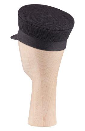 Женская хлопковая кепи dior DIOR черного цвета, арт. 02DCP920A140C900 | Фото 2