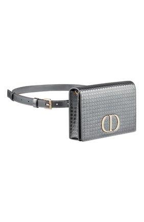 Женская поясная сумка 30 montaigne DIOR серого цвета, арт. S2086OSKCM26L   Фото 2